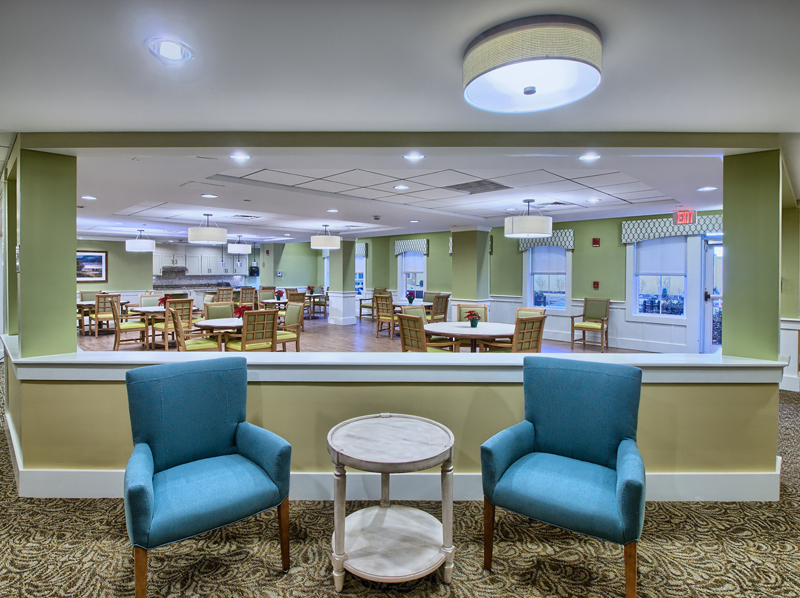 The Residence at Riverbend Assisted Living and Memory Care
