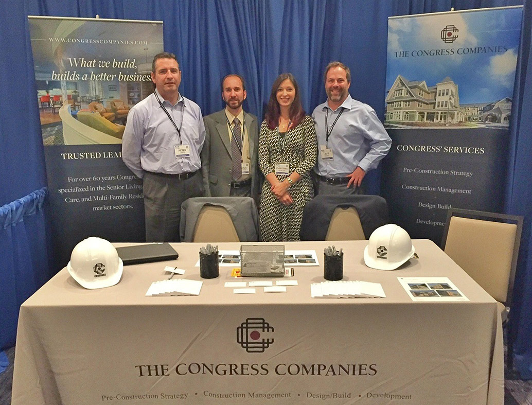 Congress Making Waves at Blue Book Trade Show