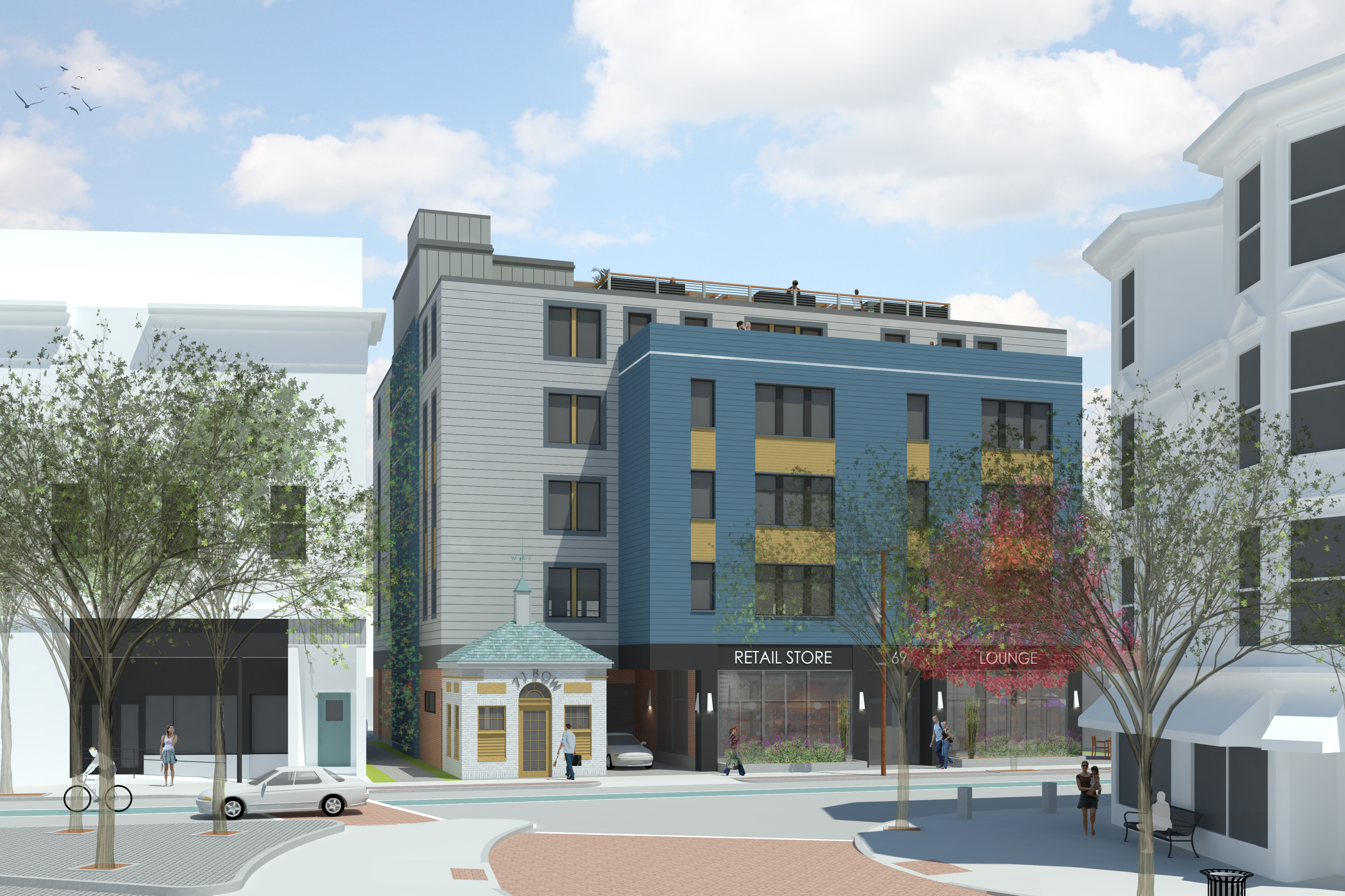 Congress / Consigli JV Commence Construction on White Plains Institute for Health Care and Rehabilitation
